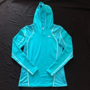 Under Armour Blue Pullover